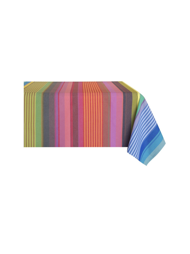 Coated tablecloth Surfing tableware basque linen