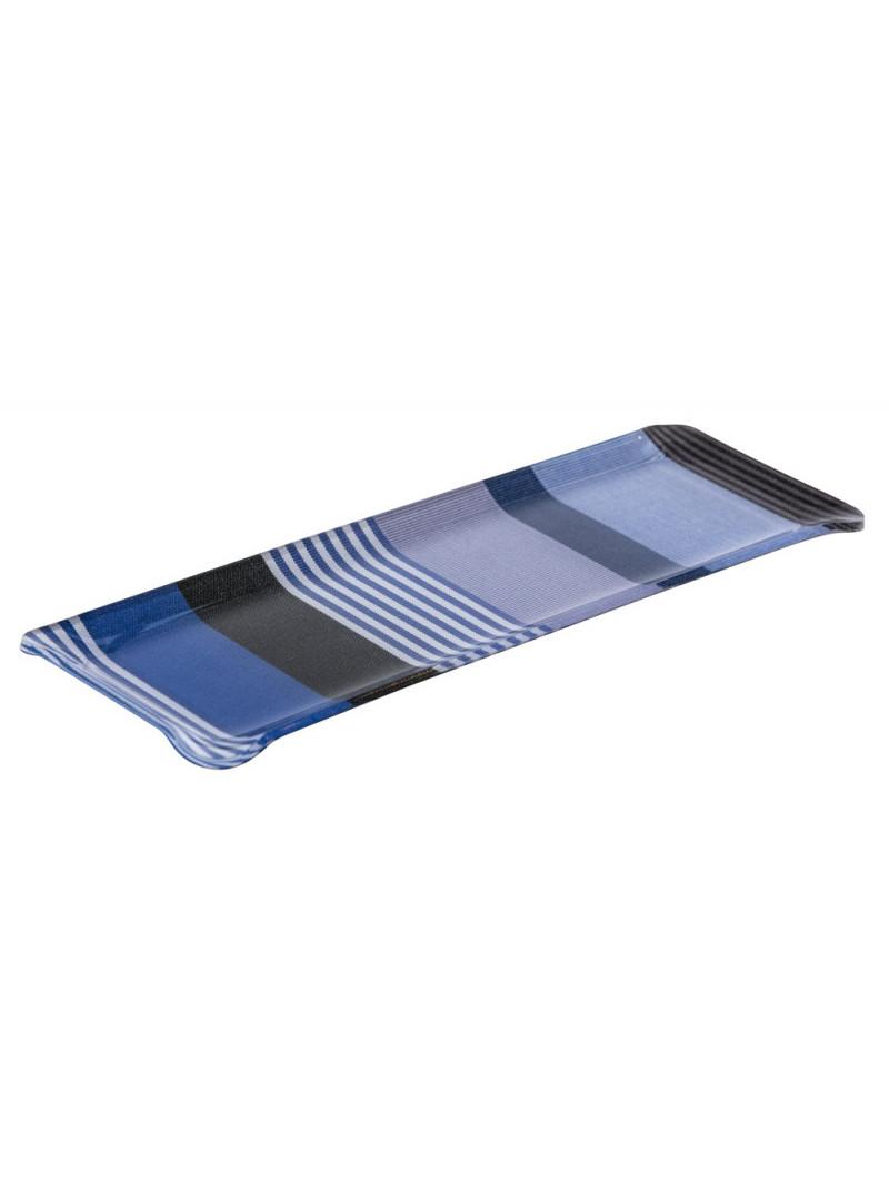 Acrylic tray Beaurivage tableware basque linen