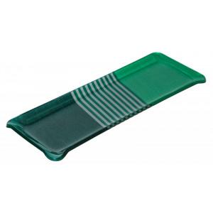 Acrylic tray Chiberta tableware basque linen