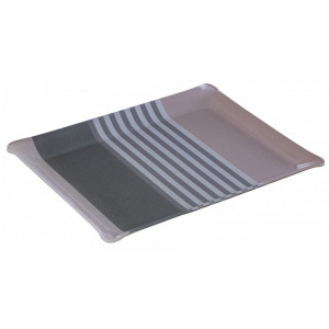 Acrylic tray Ottoman Rhune tableware basque linen