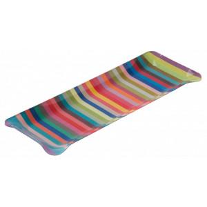 Acrylic tray Salvador tableware basque linen