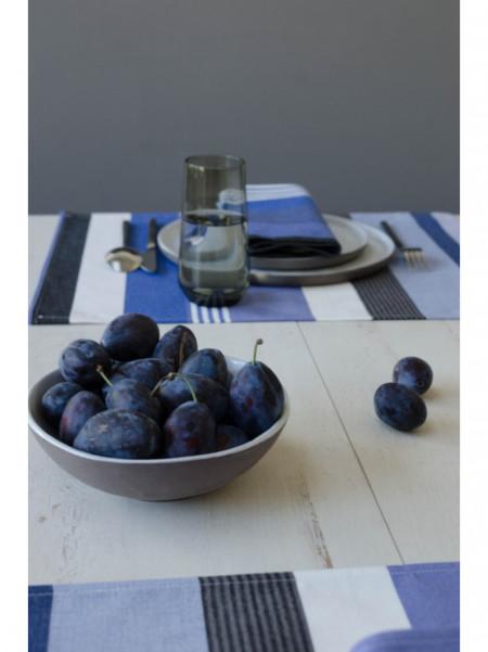 Set Beaurivage linge de table basque
