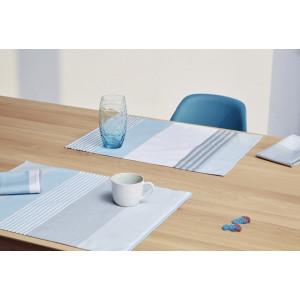 Placemats Belle-île en Mer tableware basque linen