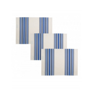 Placemats Tradition Donibane tableware basque linen