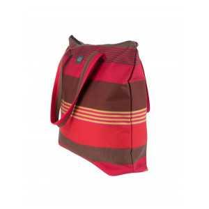 Juliette Cordoba sac cabas en tissu basque