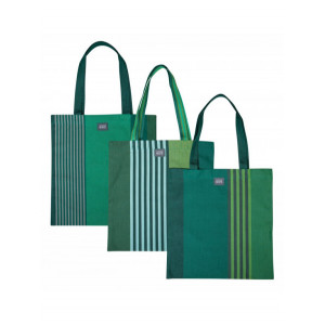 Marie Chiberta handbag, basque linen