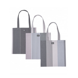 Marie Rhune handbag, basque linen