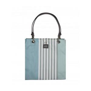 Perette Belle-île en Mer handbag, basque linen