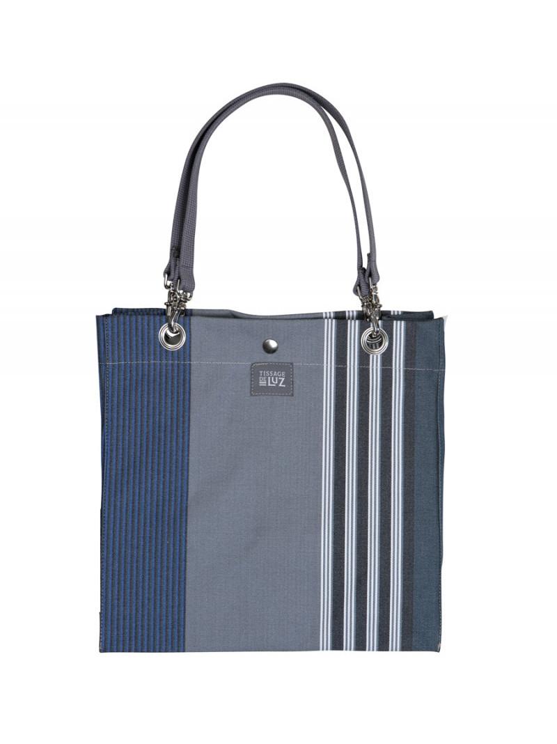 Perette Miramar handbag, basque linen