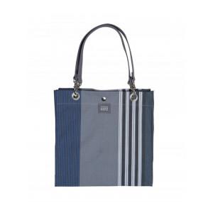 Perette Miramar sac cabas en tissu basque