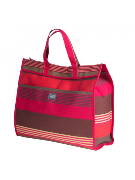 Sac Véra Cordoba sac cabas en tissu basque