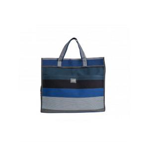 Sac Véra Miramar handbag, basque linen