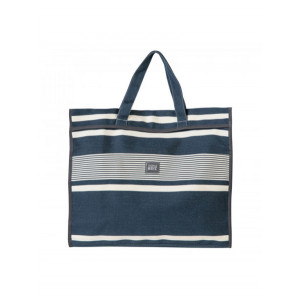 Sac Véra Yvonne Denim handbag, basque linen