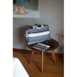 Sac Weekend Cordoba sac de voyage en tissu basque