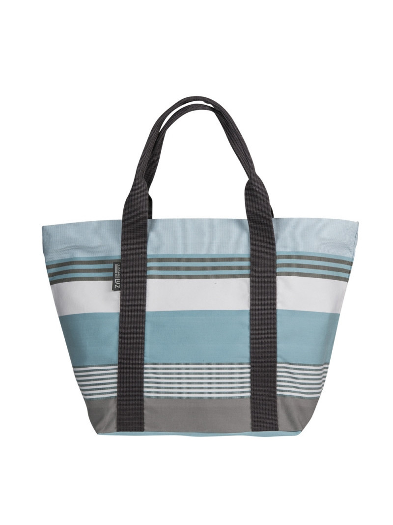 Beach bag Belle-île basque linen