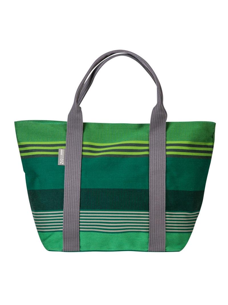 Beach bag Chiberta basque linen