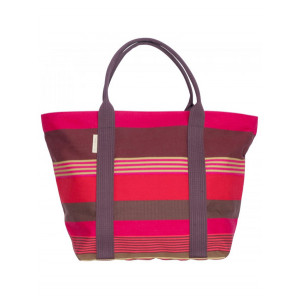 Beach bag Cordoba basque linen