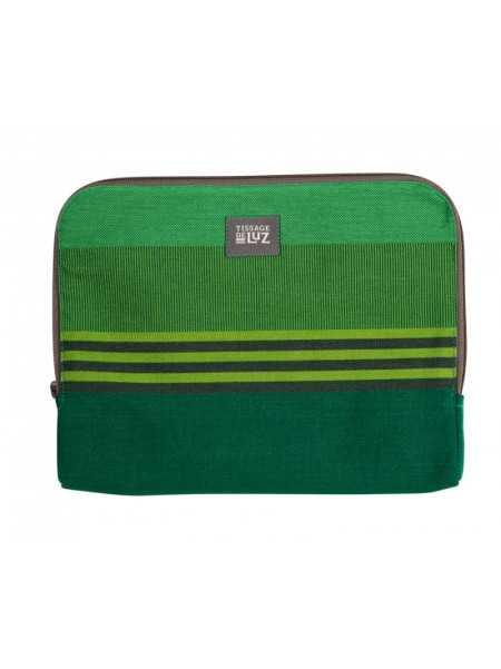 Digital tablet sleeve  Chiberta tablet covers, basque linen