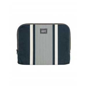 Digital tablet sleeve Yvonne Denim tablet covers, basque linen