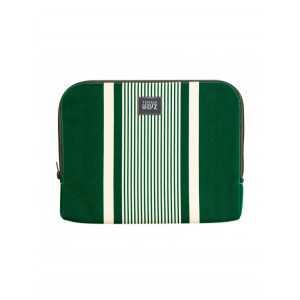 Digital tablet sleeve Yvonne Vert tablet covers, basque linen