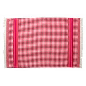 Guest towel Cerise bathroom basque linen