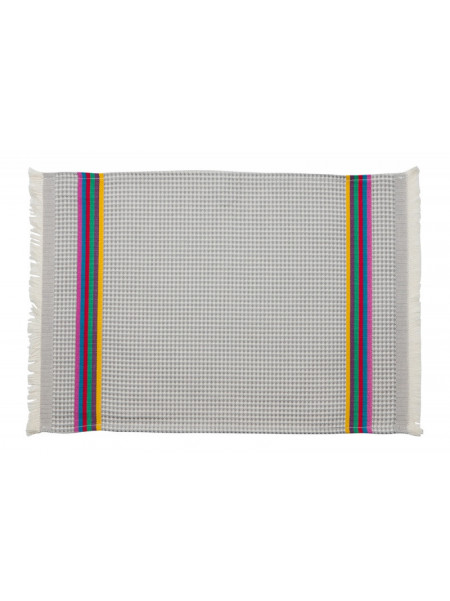 Guest towel Gris/Toucan bathroom basque linen