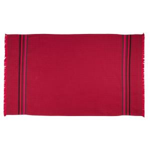 Honeycomb towel Piment bathroom basque linen