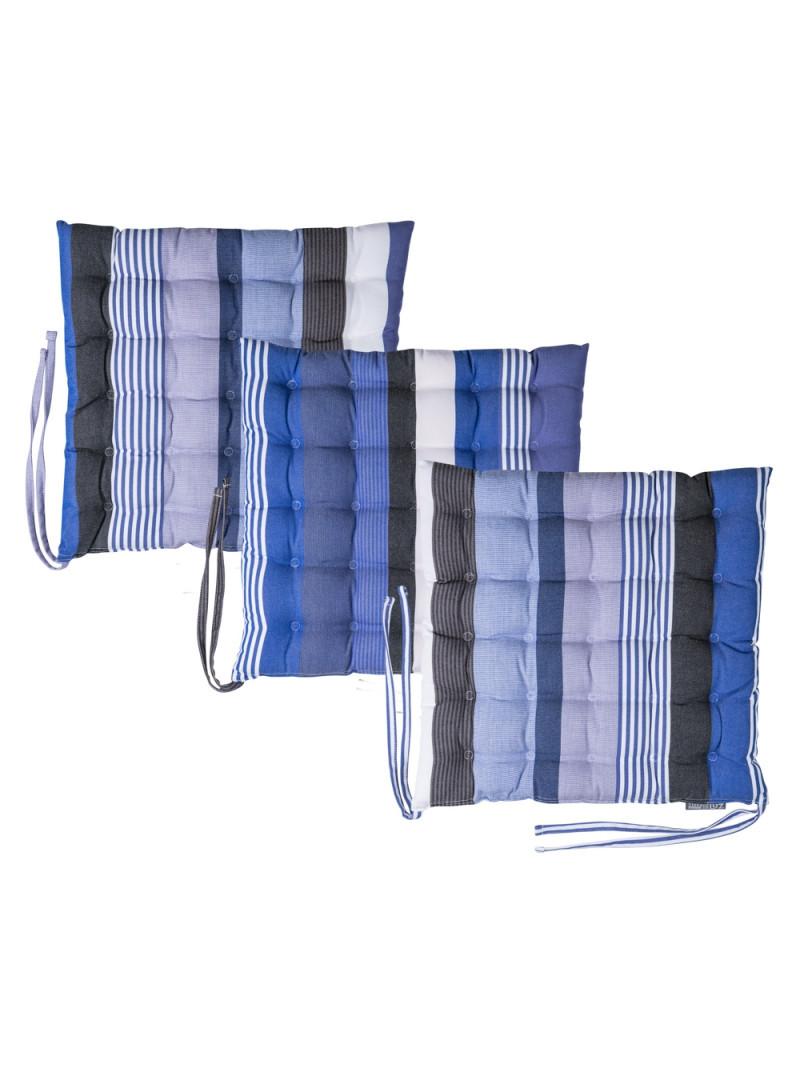 Seat cushion  Beaurivage basque household linen