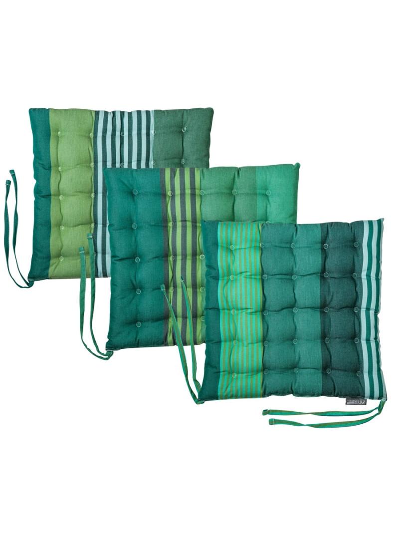 Seat cushion  Chiberta basque household linen