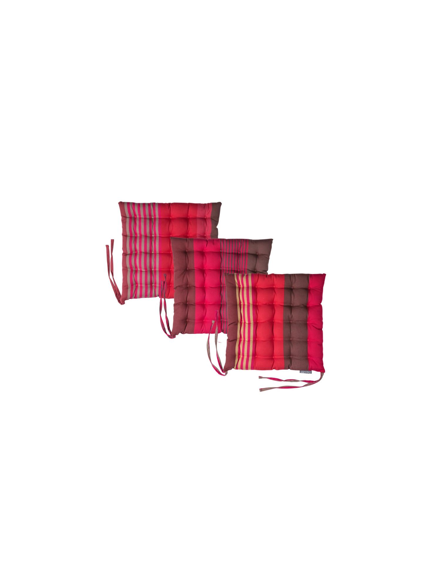 Seat cushion  Ottoman Grenade basque household linen