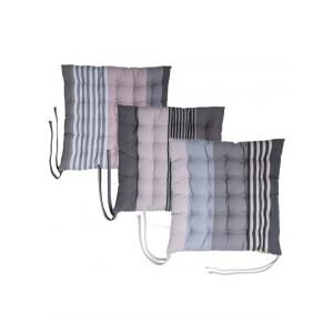 Seat cushion  Rhune basque household linen