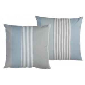 Cushion cover with zipper Belle-île en Mer basque household linen