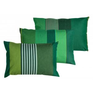 Cushion cover with zipper Chiberta basque household linen