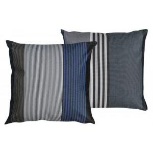 Cushion cover with zipper Miramar basque household linen
