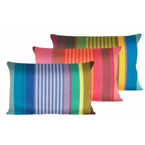 Cushion cover with zipper Surfing basque household linen