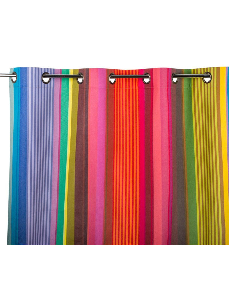 Curtains Surfing curtains, basque household linen