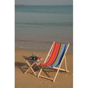 Deckchair Surfing basque linen deckchairs