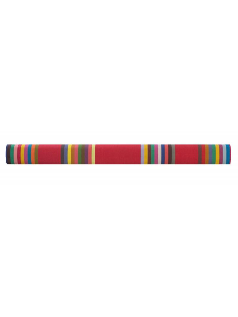 Métrage coton Marbella basque, tissu basque au mètre