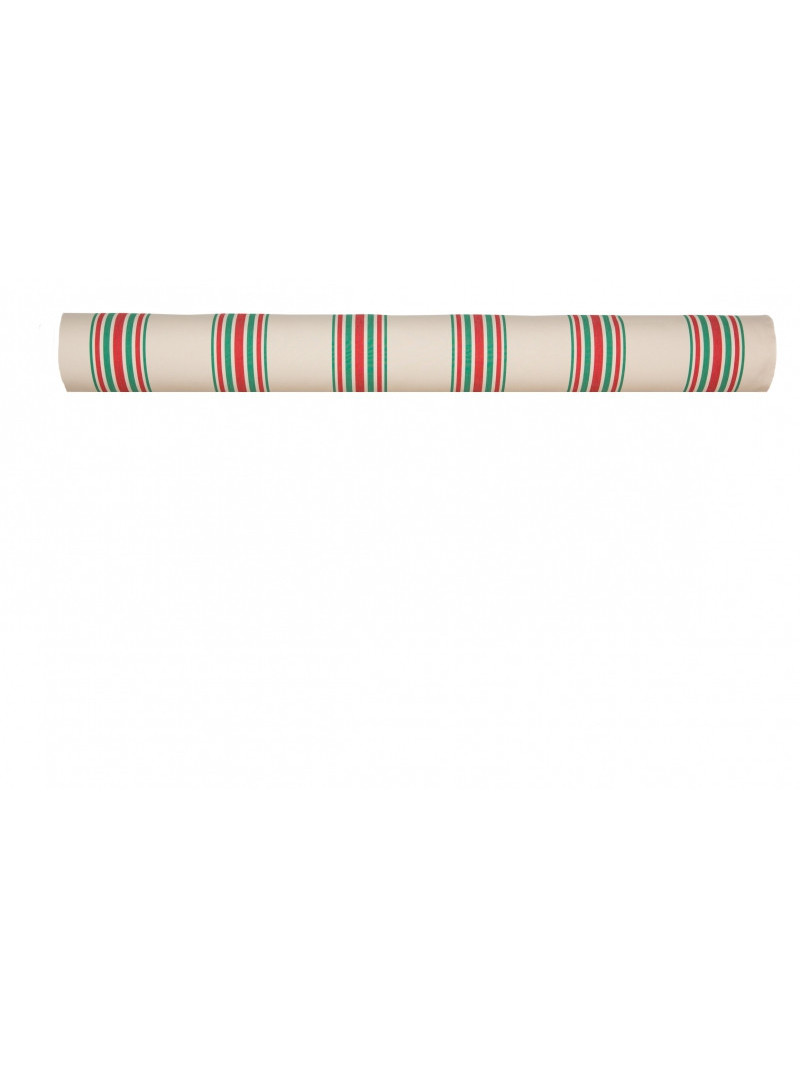 Coated cotton by the meter Tradition Maritxu basque linen