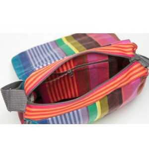 Besace Surfing shoulder bag, basque linen