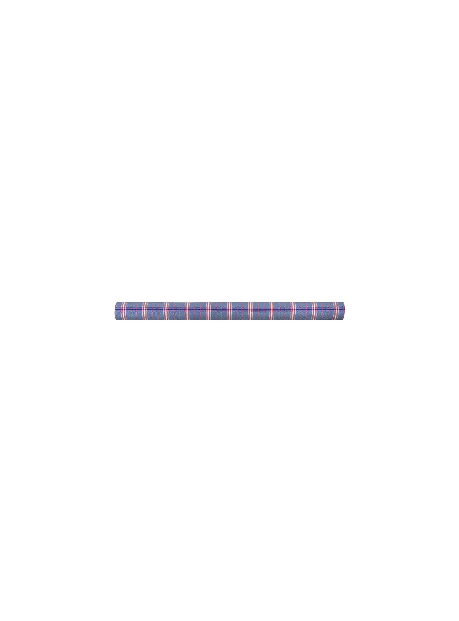 Métrage métis Félix Bleu basque, tissu basque au mètre
