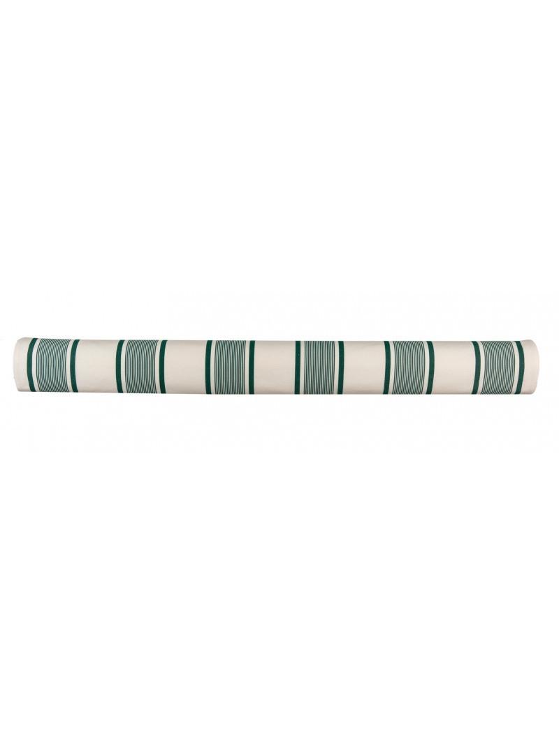 Métrage métis Maïté Vert basque, tissu basque au mètre