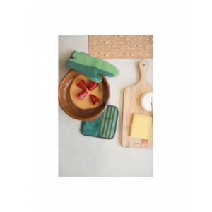 Pot holder Chiberta basque kitchen linen