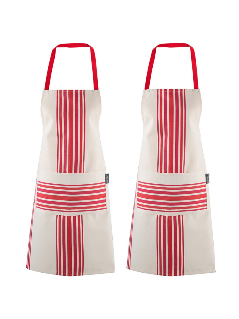 Aprons Tradition Pipera basque kitchen linen