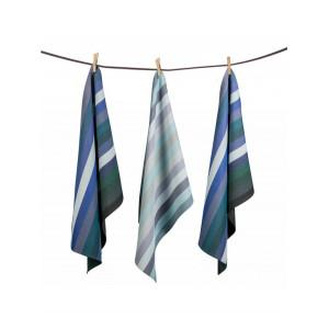 Tea towels Alcyon basque kitchen linen