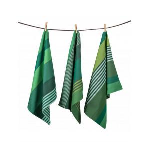 Tea towels Chiberta basque kitchen linen