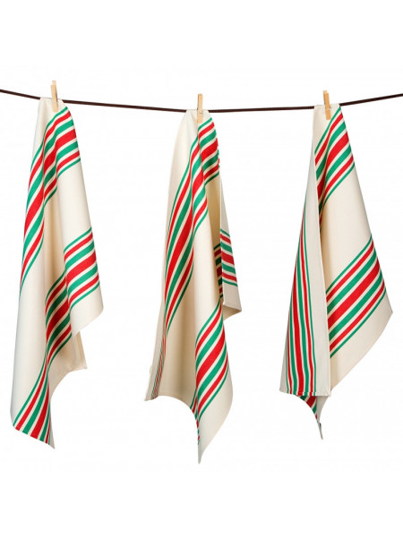 Tea towels Tradition Maritxu basque kitchen linen