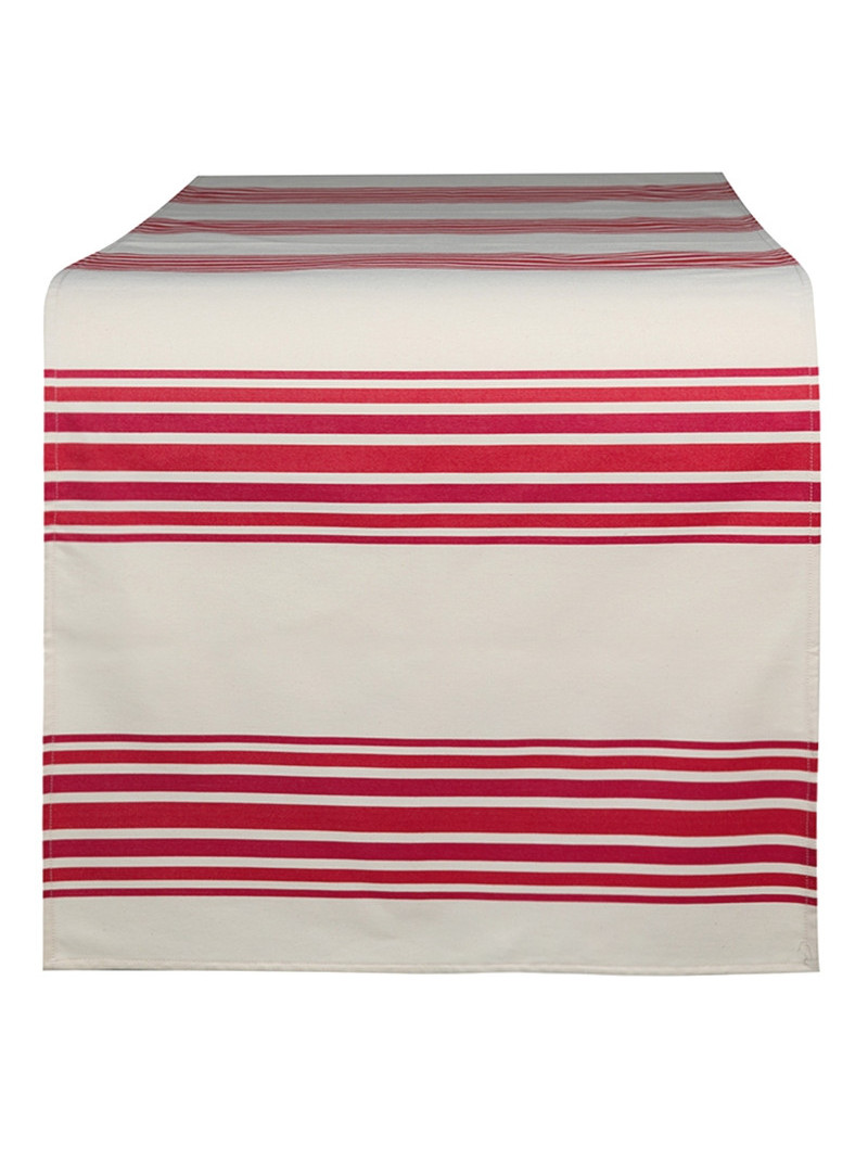 Runners Tradition Pipera tableware basque linen