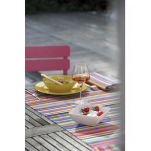 Runner Salvador tableware basque linen