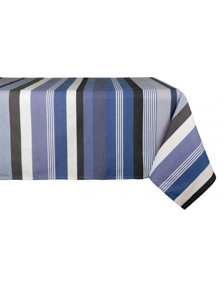 Nappe coton Beaurivage en tissu basque